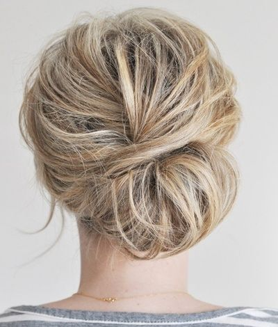 Outstanding Graceful And Beautiful Low Side Bun Hairstyle Tutorials And Hair Short Hairstyles Gunalazisus