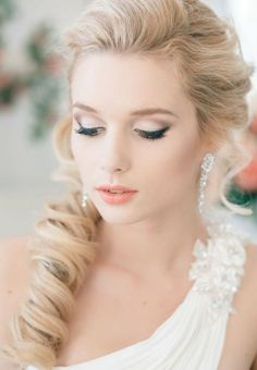 Stunning Wedding Hairstyle