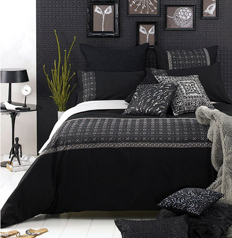 Stylish Black Wall Art