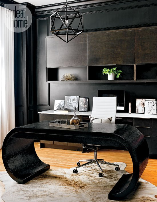 12 Home Office Designs for You to Make a Better Work Place ...