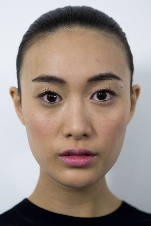 The Doll Lashes at Altuzarra Spring 2015