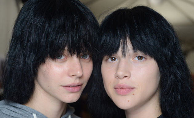 The No-Makeup Look at Marc Jacobs Spring 2015