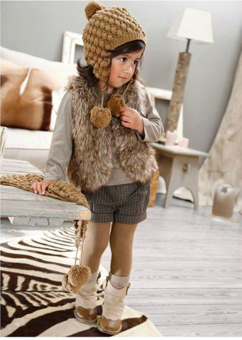 Trendy Fall Outfit for Girl