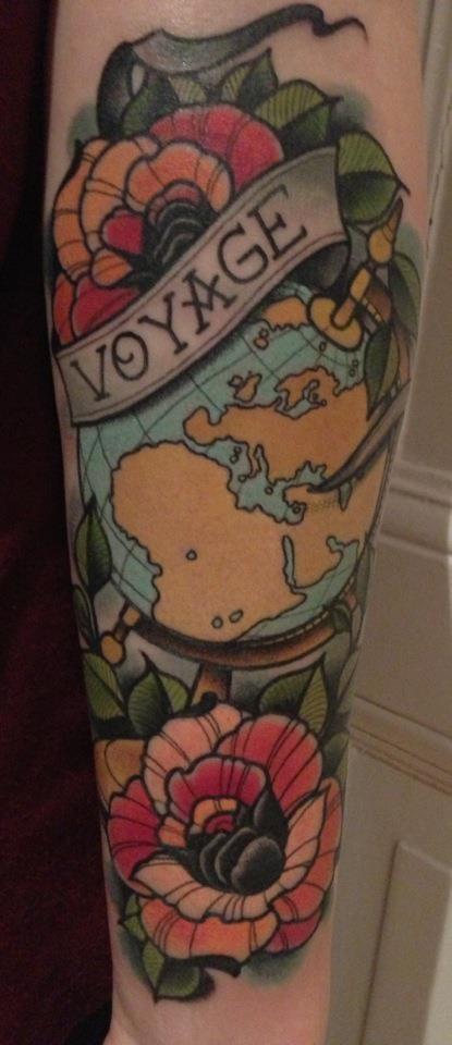 Vayage Tattoo
