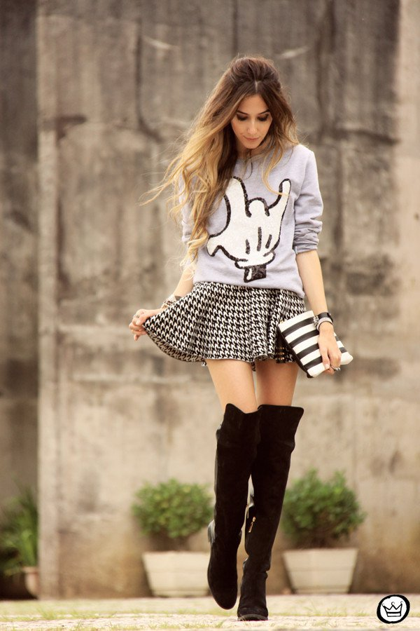 2015 Lovely Outfit Idea for Fall