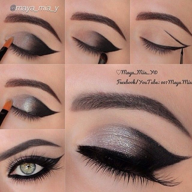Top Best Smoky Makeup Looks Fall Pretty Designs