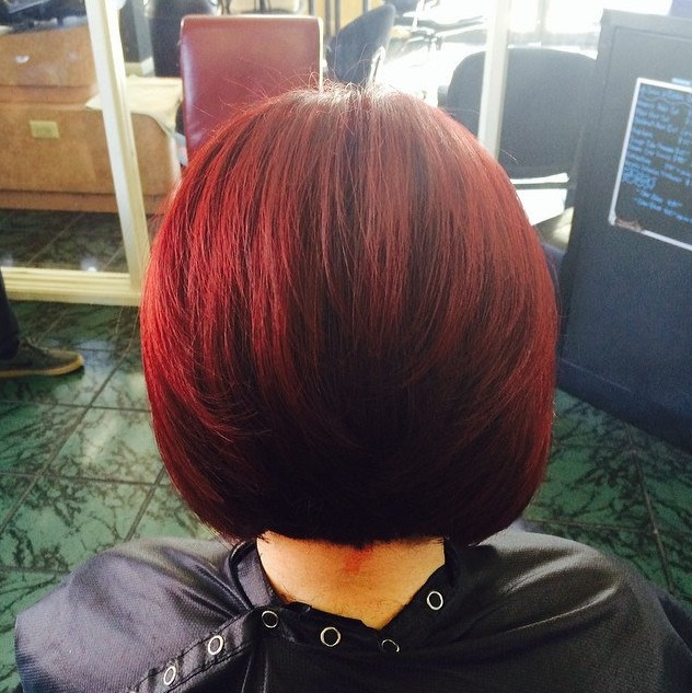 Brilliant 30 Latest Chic Bob Hairstyles For 2017 Pretty Designs Hairstyles For Women Draintrainus