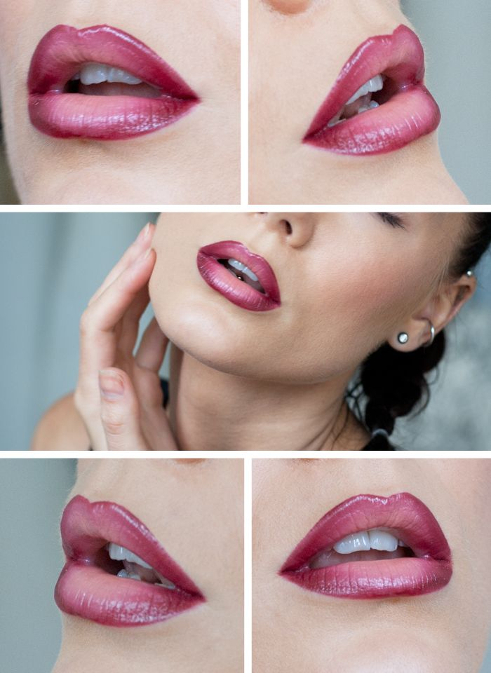 10 Ideas To Have Ombre Lips Pretty Designs