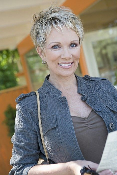 26 Fabulous Short Hairstyles For Women Over 50 Pretty Designs