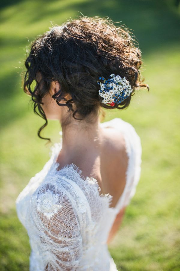 Wedding Hairdos For Naturally Curly Hair : Perfect curly wedding hairstyles for pretty designs