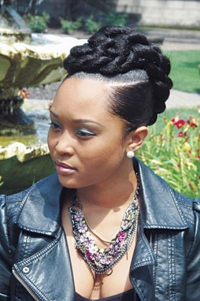 Fabulous Black Wedding Hairstyles Updos Hairstyle Inspiration Daily Dogsangcom