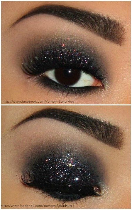 10 Shimmery Eye Makeup Ideas for Special Occasions