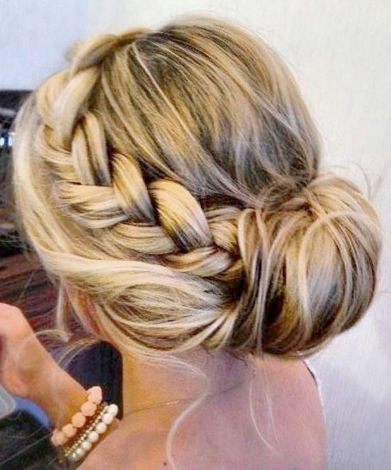 Simple Wedding Hair Ideas: 16 Stunning Braided Hairstyles