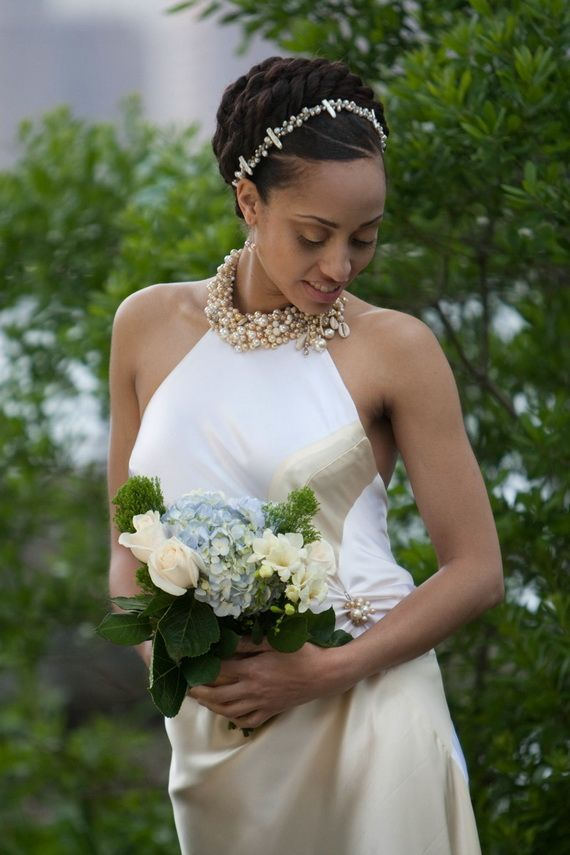 15 Awesome Wedding Hairstyles For Black Women