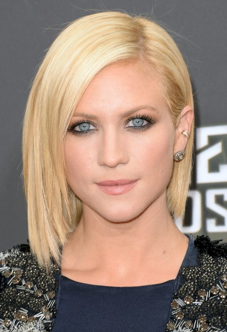Gallery For > Short Platinum Blonde Hair With Black Underneath