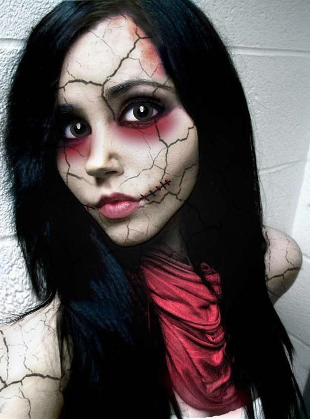 Halloween Cat Skeleton