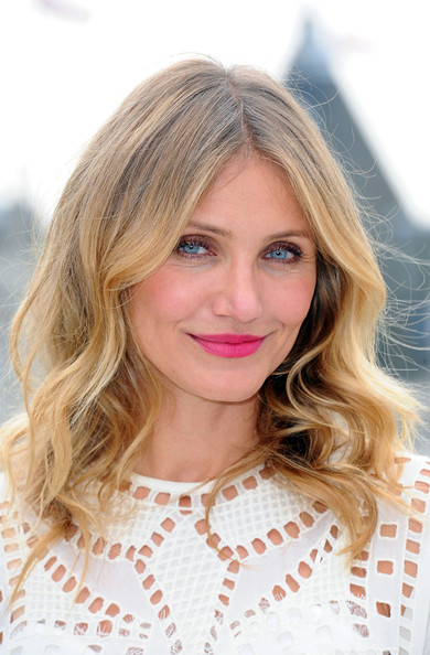 Cameron Diaz Long Wavy Cut