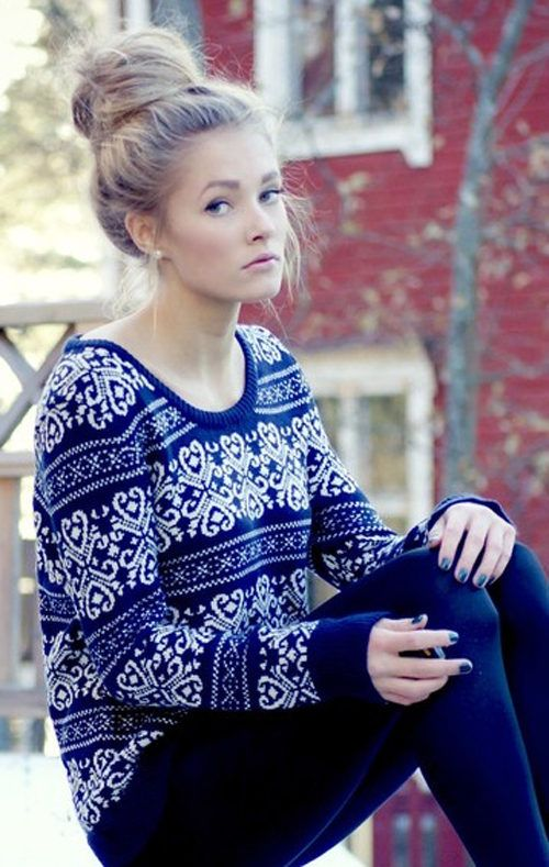 Casual Chic Top Knot Hairstyle For Every Woman And Every