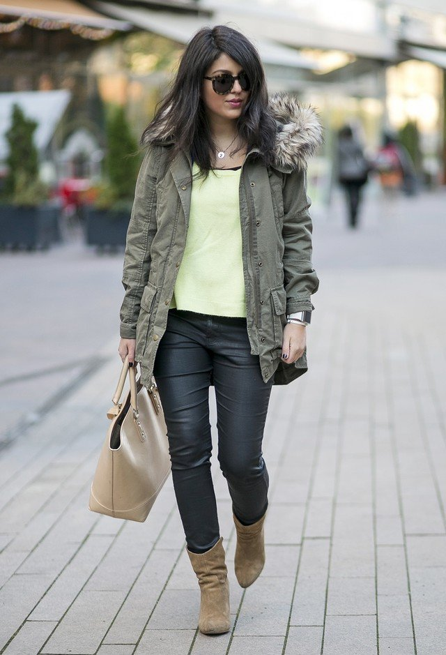 Casual Outfit with Boots
