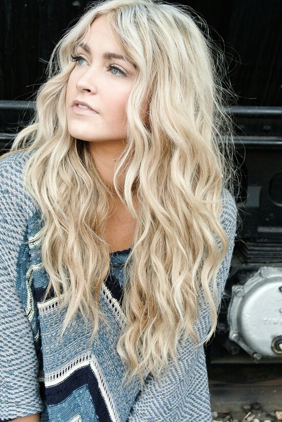 Peachy 15 Alluring Wavy Hairstyles For 2017 Pretty Designs Hairstyles For Men Maxibearus