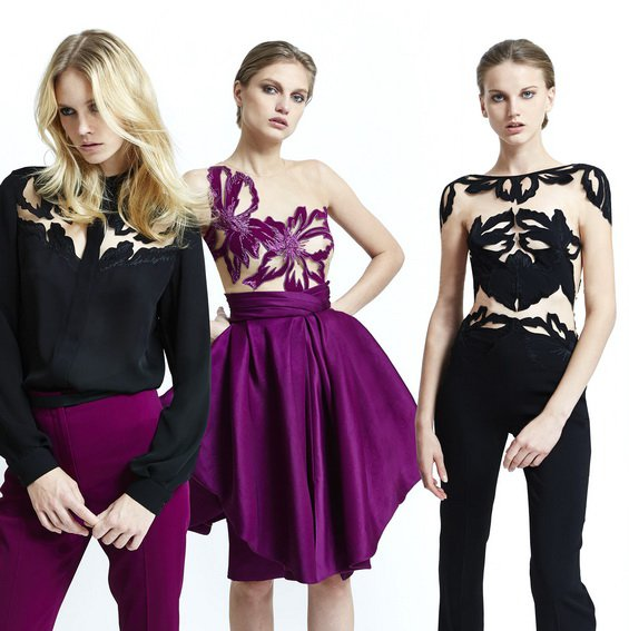 Chic Outfit Collection by Zuhair Murad