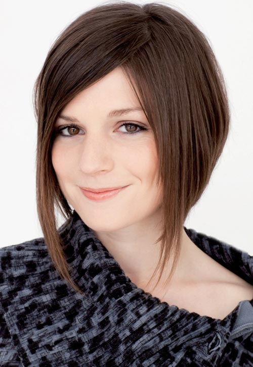 Chic Short Bob Hairstyle