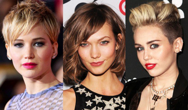 Chic Short Hairstyle for Fall