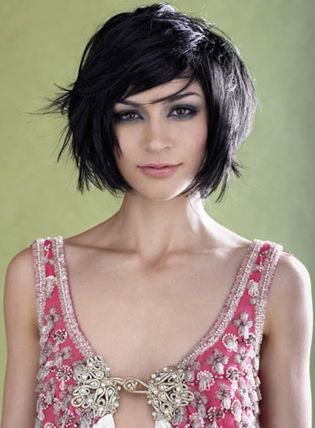 Peachy 14 Great Short Hairstyles For Thick Hair Pretty Designs Short Hairstyles Gunalazisus