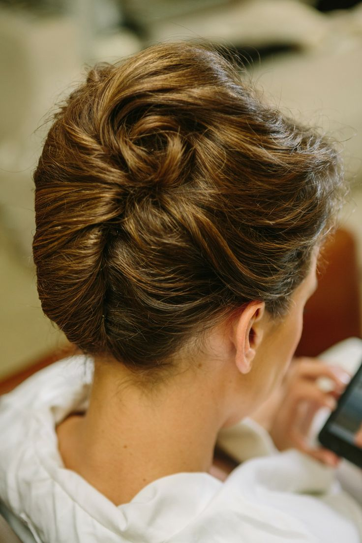 14 Fabulous French Twist Updos Pretty Designs