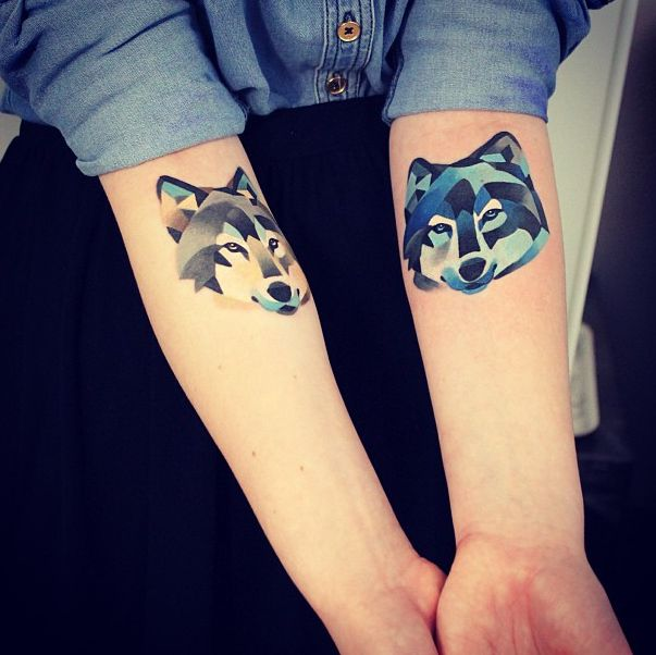 Cool Animal Tattoo