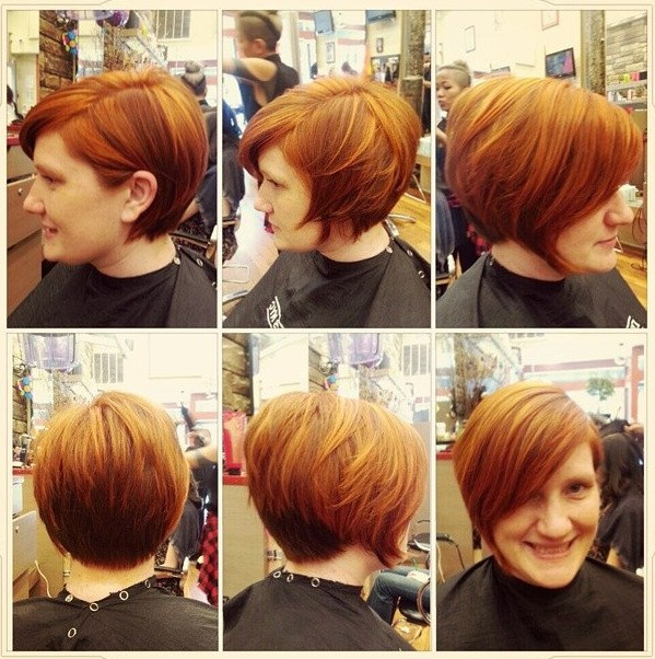 Pleasant 30 Latest Chic Bob Hairstyles For 2017 Pretty Designs Short Hairstyles For Black Women Fulllsitofus