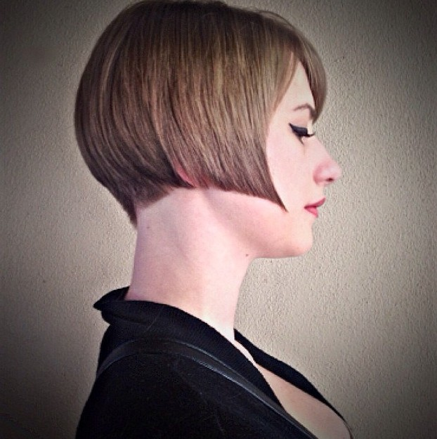 Astonishing 30 Latest Chic Bob Hairstyles For 2017 Pretty Designs Short Hairstyles Gunalazisus