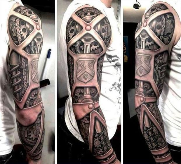 Cool Tattoo for Men