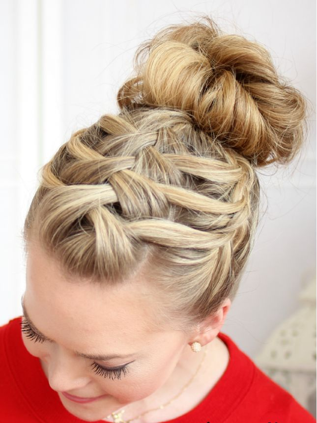 16 Stunning Braided Hairstyles - Pretty Designs