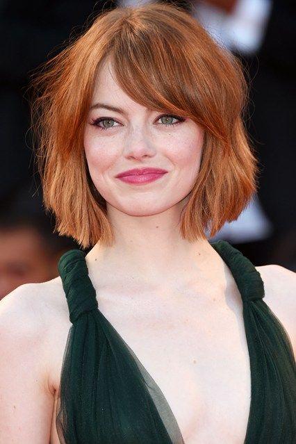 13 Great Emma Stone Hairstyles Pretty Designs