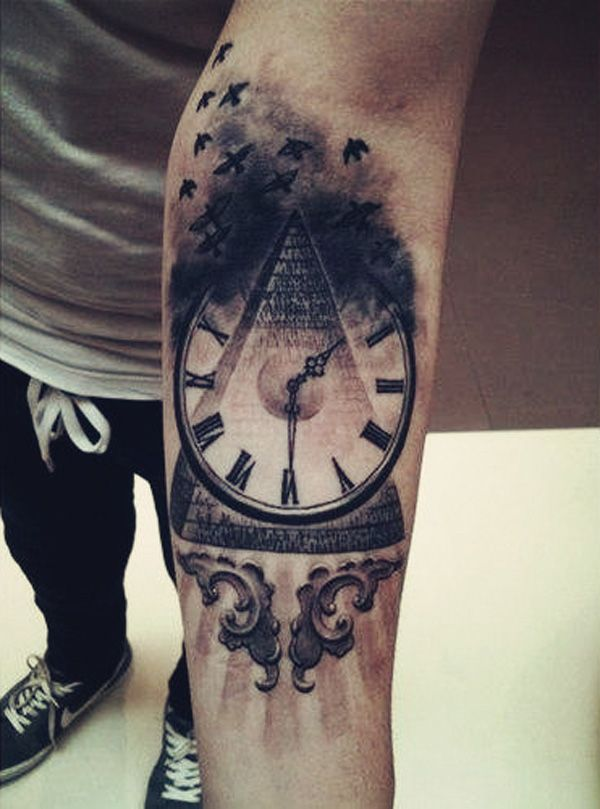 15 Stylish Tattoo Designs For Men