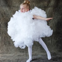 DIY Cloud Costume