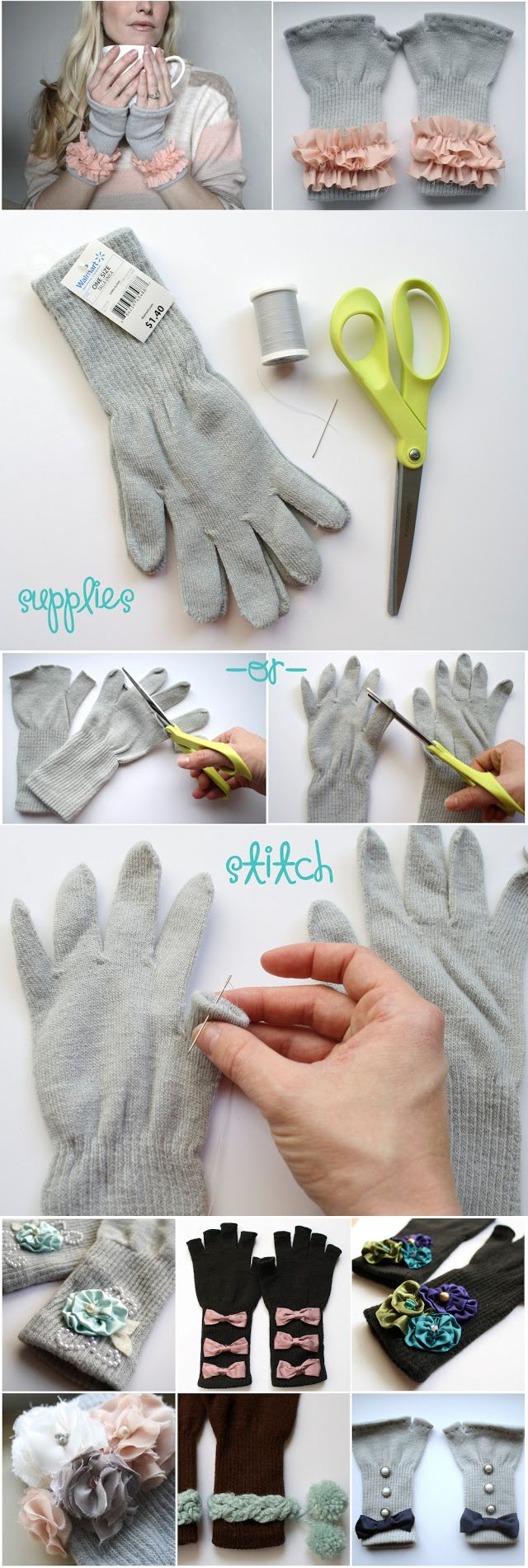 DIY Gloves