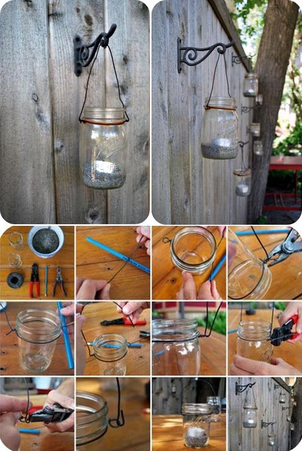 DIY Simple Jars
