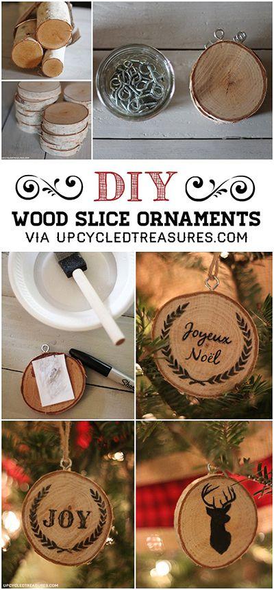 DIY Wood Pendant