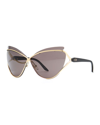 Dior Audacieuse Cat-Eye Sunglasses