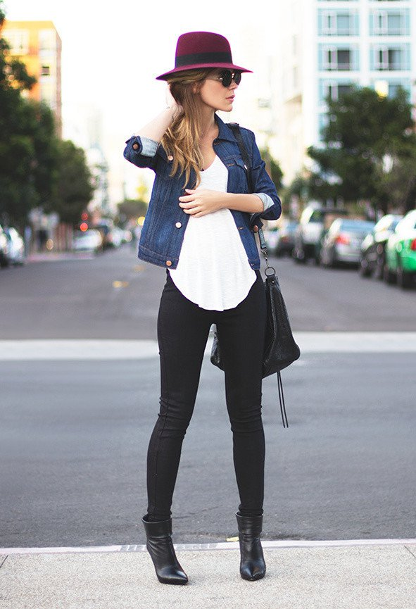 f24887915a6 Casual-chic Fall Outfit Ideas - Pretty Designs