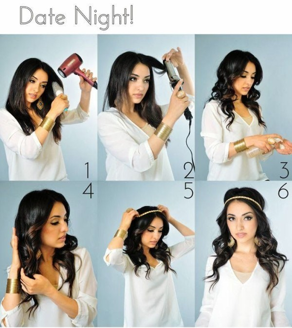 10 Quick and Easy Ideas How to Make an Pretty Hairstyle - Pretty ...