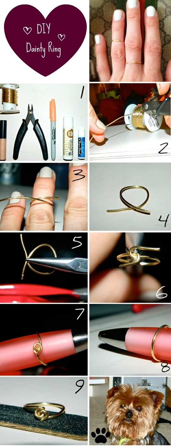 Easy Knot Ring
