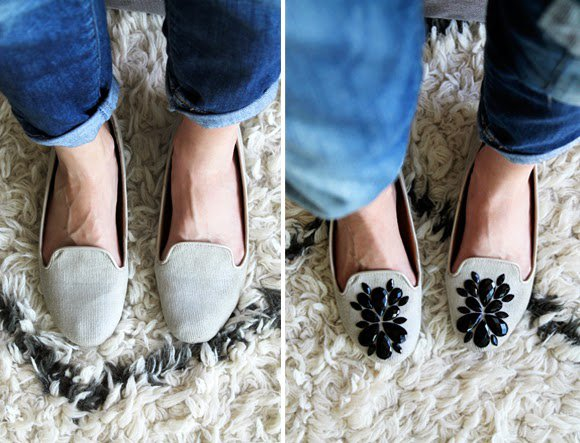 Embroidery Flats