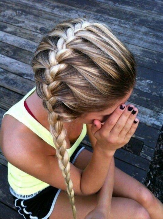 12 Stunning French Braid Hairstyles Pretty Designs