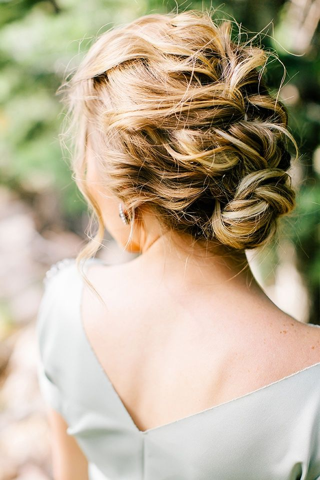 15 Fantastic Updos For Medium Hair Pretty Designs