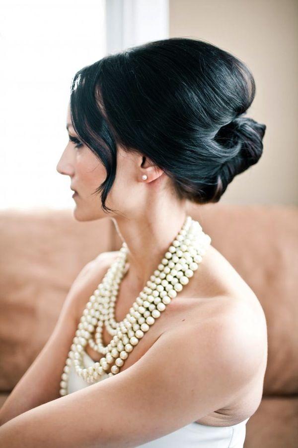 Brilliant 14 Fabulous French Twist Updos Pretty Designs Short Hairstyles Gunalazisus