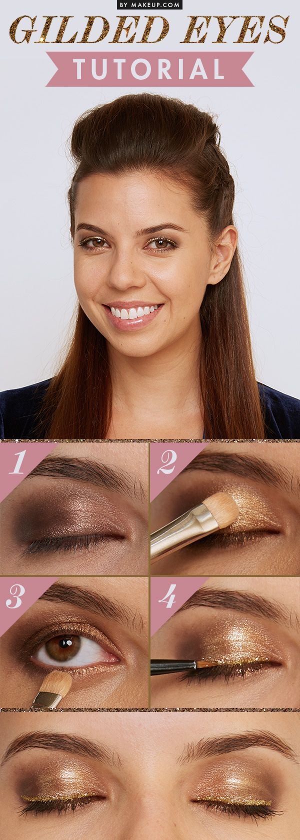 Gilded Eye Tutorial