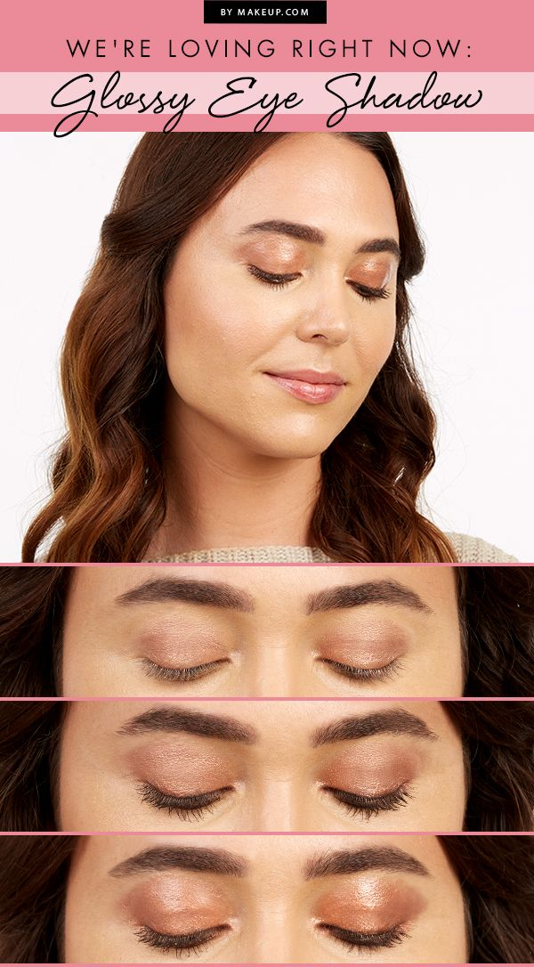 Glossy Eye Shadow